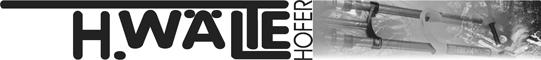 Ä Velo- u Töfflilade Logo